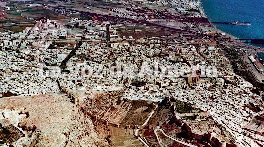 Así era la Almería de los años 60