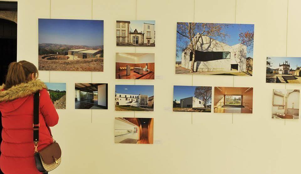 Exposição em Lamego ilustra excelência da arquitetura no Douro