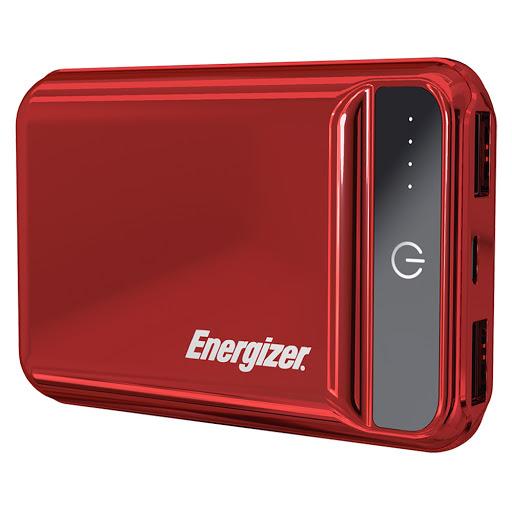 Pin sạc dự phòng Energizer 10.000mAh 3.7V Li-Polymer - UE10032PR (Đỏ)_1