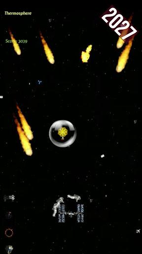 Mission To Mars - Space Combat & Strategy  captures d'écran 2