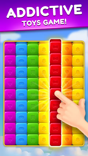 Toy Tap Fever - Cube Blast Puzzle screenshots 6