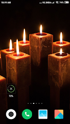 Candle Light  Wallpaper HD APK screenshot thumbnail 12