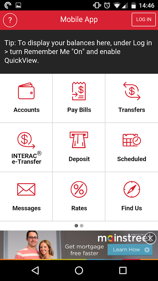 Mainstreet Banking - Android Apps on Google Play