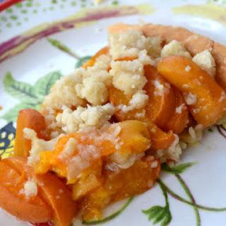 Apricot Almond Pie.