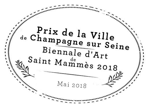 Jeanne PAPA_Prix de la Ville de Champagne sur Seine 2018 2018