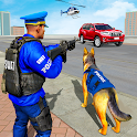 Police Dog Gangster Crime Chase : Police Dog Games icon