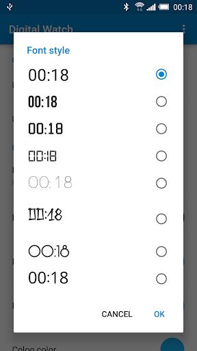 玩個人化App|BIG Watch Face - Fonts, Colors免費|APP試玩