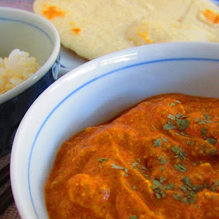 Bren's Easy Butter Chicken Curry