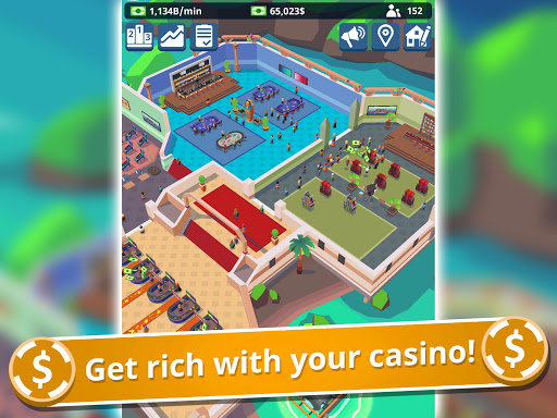 Idle Casino Manager - Business Tycoon Simulator 2.1.2 screenshots 11