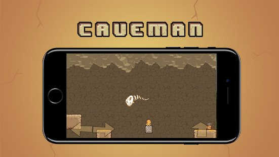 Caveman - náhled