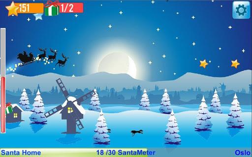 Foto do Santa Claus Christmas Run Game