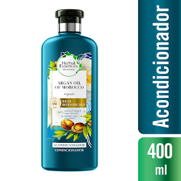 Acondicionador Herbal Essences Bio:Renew Argan Oil Of Morocco 400 ml