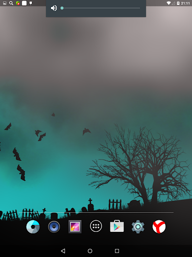 Scary Halloween Live Wallpaper  screenshots 3