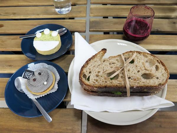 À Table L'Épicerie -- 法國人開的道地法式三明治&手作甜點專賣店