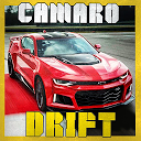 Unreal Camaro Drift car simulator APK