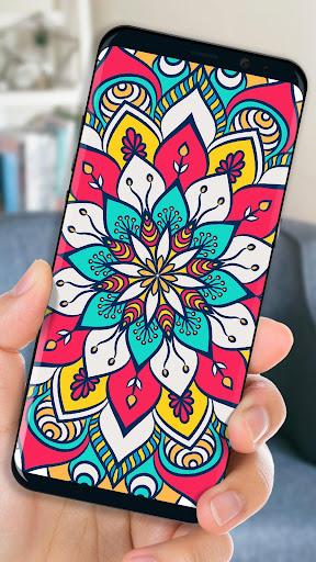Mandala Coloring Book ? Free Adult Coloring Book 2.7.3 screenshots 1