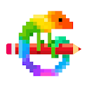 Pixel Art: Color by Number icon