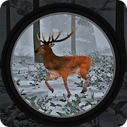 Wild Sniper Hunter Survival: Free Hunting Games