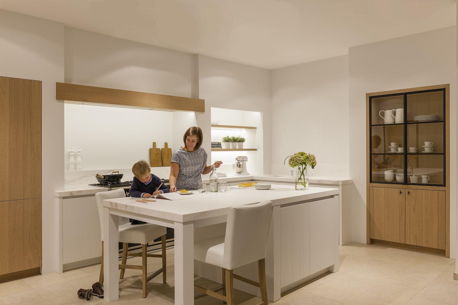 Keukens dekeyzer keukens voor het ganse gezin