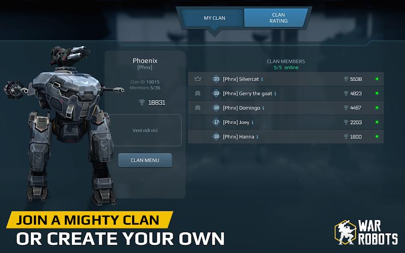 War Robots Screenshot 16