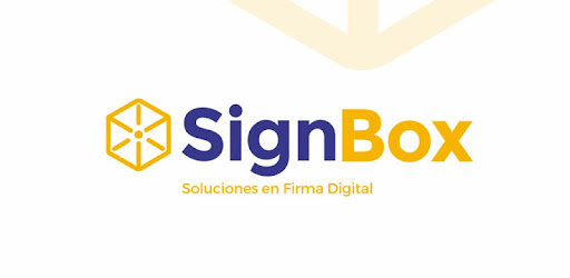 SignBox Firma Digital on Windows PC Download Free - 1 6 6 - one box