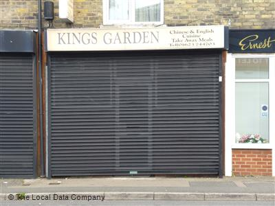 Kings Garden On Patchwork Row Chinese Fast Food Takeaway In Shirebrook Mansfield Ng20 8al