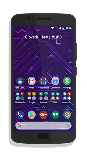 Alphapix - Pixel transparent icon pack Screenshot