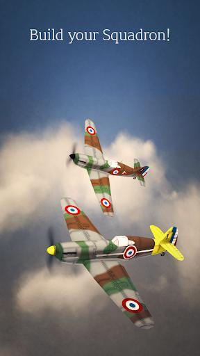 Télécharger Gratuit Air Fleet Command : WW2 - Bomber Crew  APK MOD (Astuce) screenshots 1