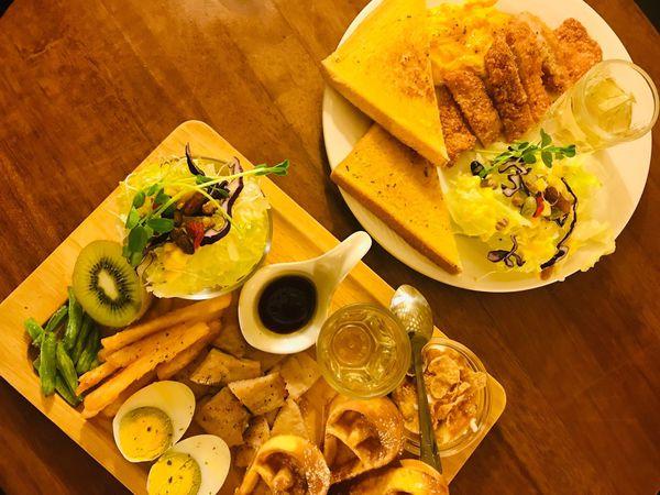 奈野咖啡 NaiYe Cafe 早午餐 在鳥巢開啟美好的一天