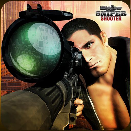 動作App|狙击手射击者3D LOGO-3C達人阿輝的APP