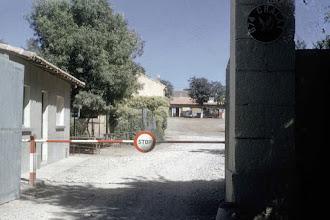 Photo: CRALAT 674 - Poste de police  1958