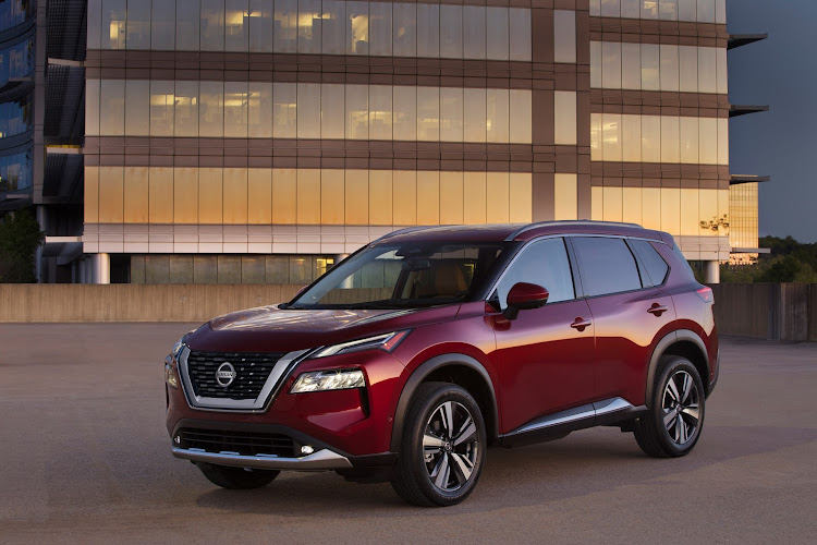 New Nissan X-Trail is bolder-looking this time around with a more American style. Picture: SUPPLIED