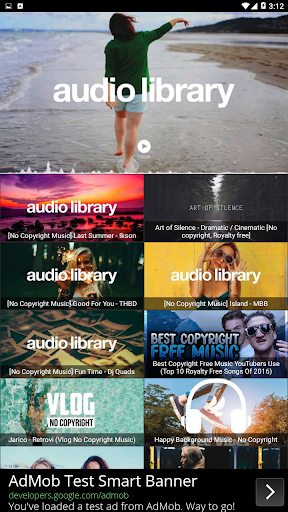 Free download youtube audio library | Peatix