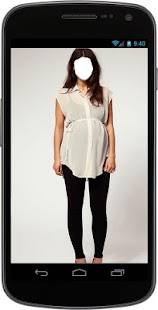 Maternity Dresses Selfie - náhled