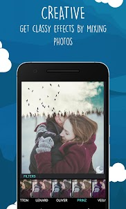 Lune - Photo frames screenshot 1