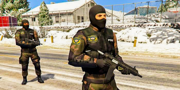 Special Force Operation - náhled