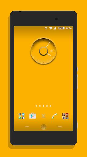 Royal Yellow XpeRian Theme