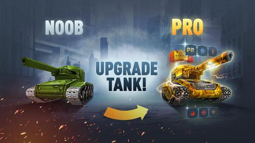 Tanki Online - PvP tank shooter filehippodl screenshot 1