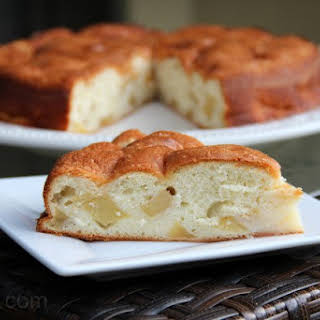 French Apple Cake.