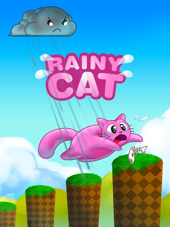 Rainy Cat- screenshot