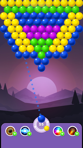 Bubble Rainbow Shooter - Shoot & Pop Puzzle modavailable screenshots 5