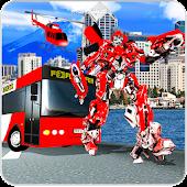 Tải Laser Bus Robot Biến đổi APK