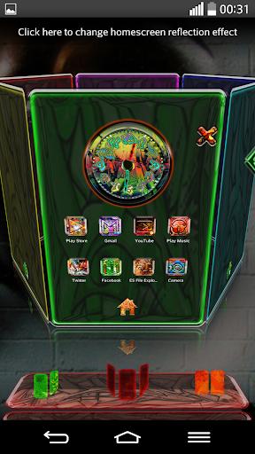 玩個人化App|Next Launcher Theme Graffiti免費|APP試玩