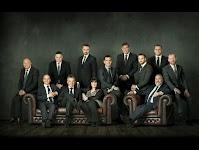 top van een bedrijf: 11 mannen en een vrouw