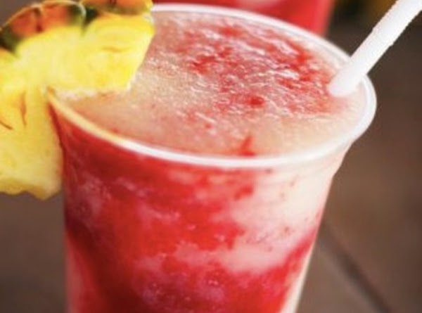 Lava Flow Cocktail Recipe