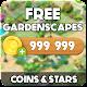 Fraudes Gratuitas De Gardenscapes De Moedas: Brincadeira para PC Windows