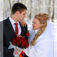 Wedding photographer Valeriy Moskalenko (Bigval). Photo of 31.01.2013
