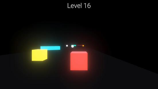 Amoled Rush: Neon-Arcade-Spiel