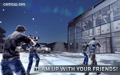 Critical Ops APK screenshot thumbnail 13