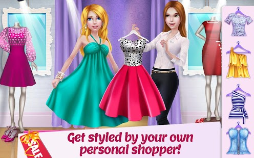 Download Shopping Mall Girl: Style Game For PC Windows and Mac apk screenshot 1